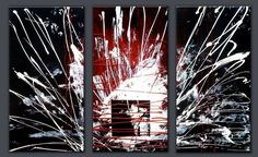 All sizes | i see you through your madness | Flickr - Photo Sharing! #painting #art #modern