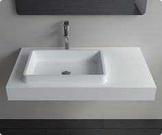 Wall Mounted Sink WT-01