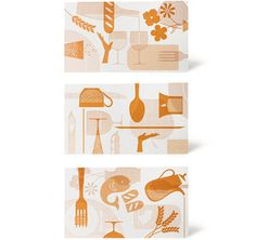 Cue | More Projects | Break Bread Hospitality #packaging