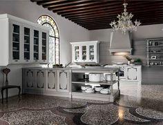 Trendy Italian Kitchen