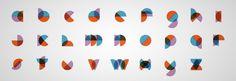 Les enfants de la Bolduc : PHILK7 #pattern #geometric #typography