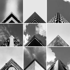 Geometry Club is a collaboration of precisely aligned architecture photographs from around the world. Follow @geometryclub on Instagram.