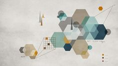 Chad Hagen | Art + Design #vector #shapes #geometric #illustration #chad #hagen