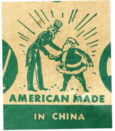 American Made in China, by Randy Regier – Boing Boing #design
