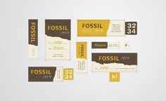 Brent Couchman Design — Fossil