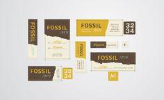 Brent Couchman Design #fossil #design #tag