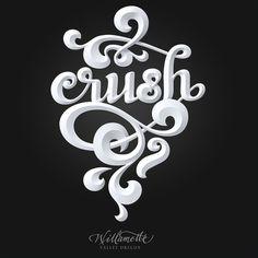 Crush label
