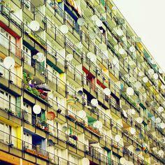 "Image Spark Image tagged ""x"" dmciv #fields #color #architecture #facades"