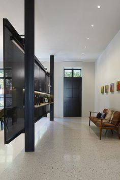 New Two-Story Brick Masonry Residence in Wicker Park, Chicago 1