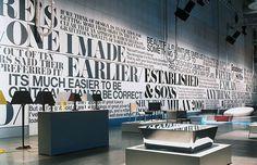 Installation view, Salone Internazionale del Mobile (2006) #xbc