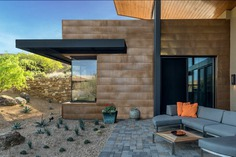 Painted Sky Residence in Arizona / Kendle Design Collaborative