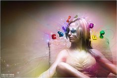 Sexy Mashup! on the Behance Network #photography #color