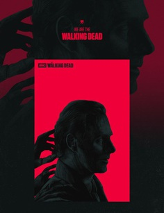 The Walking Dead on Behance