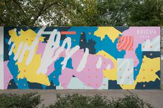 MAPPING THE PAST / MURAL on Behance