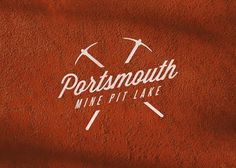 Branding 10,000 Lakes #logo #lakes #typography