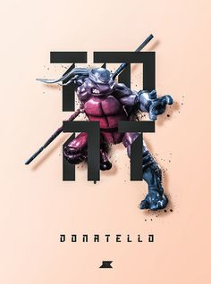 Heroes and Villains 2 on Behance #type image