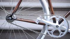 Woodgrain Bikes by Rob Pollock