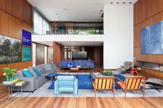 São Paulo house with an architecture that encourages socialization