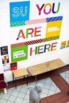 DCU学生会| Aad #design #graphic #branding