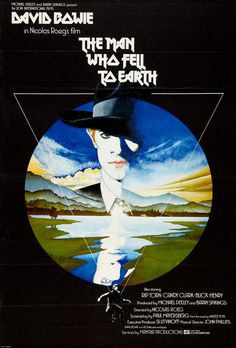 #poster #cinema #movie #vintage #davidbowie  The Man Who Fell to Earth