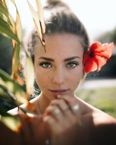 Marvelous Female Portrait Photography by Emmett Sparling