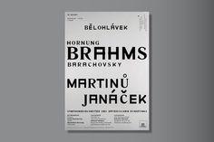 poster typography grunge