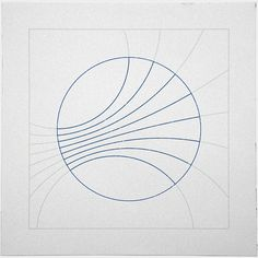 #301 Gravity field – A new minimal geometric composition each day [URL]