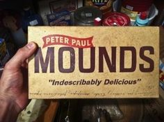 IMG_1149 | Allan Peters #lettering #packaging #box #mounds #vintage