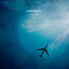 Andromeda #packaging #design #andromeda #cover #evrard #takeoff #music #audrey