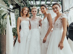 Let us show you some of the hottest wedding dress trends of an upcoming season!