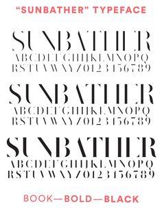 sunbather, font, typeface