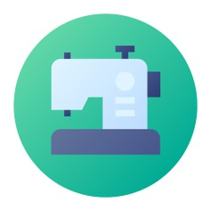 See more icon inspiration related to construction and tools, handcraft, sewing machine, electronics, thread, sew and fashion on Flaticon.