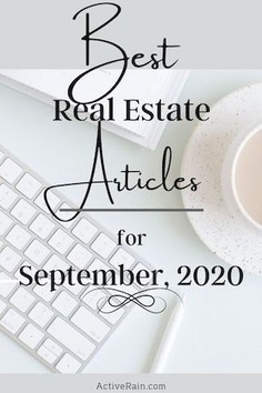 Best Real Estate Articles for September 2020