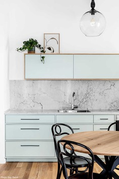 kitchen, dining room, by Danka Design