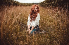 Beautiful Lifestyle Portrait Photography by Eva Steinberger