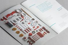 LS Graphic Design make taps sexy with their brochures for Mamoli #design #graphic #brochure