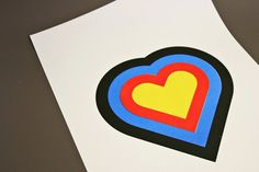 » Heartless » The Print Sale #heart #archery #print #design #graphic #target #photography #poster #heartless