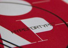 Typographic Revolt HypeForType Typefaces #grid #typography