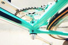 tubi stellari Colnago Master #bicycle #colnago #chain #bike