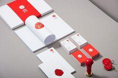 Onestep Creative - The Blog of Josh McDonald » Sales Desk Polen Corporate Identity #stationary #logo #identity #branding