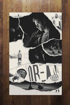 Hoop Nights - iamalwayshungry #poster
