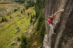 Stunning Climbing Photography by Rainer Eder