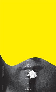 Festival Bo:m 2013: posters
