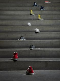 140 CHARACTERS AT MOTHER by Nick Ballon #mother #photography #sneakers