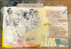 David Fullarton | PICDIT #design #art #collage #drawing #painting #mixed #media