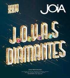 JOIA Magazine 24 x Karol Gadzala #design #cover #gadzala #karol #art #chile #magazine