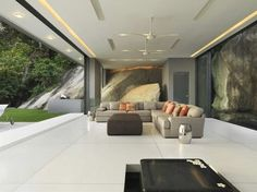 WANKEN - The Blog of Shelby White » Villa Amanzi #amanzi #architecture #thailand #lounge #residence #villa