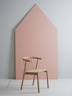 Vang Chair by Andreas Engesvik #chair #design #wood #norway