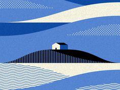 Beach House by Paul Tebbott