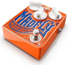 Mad Fly Pedal #guitar #effects #packaging #pedal #madfly